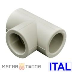 ITAL Тройник PPR 75