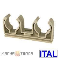 ITAL Крепление двойное 25