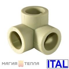 ITAL Тройник угловой PPR 20