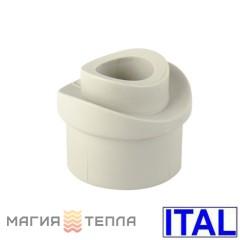 ITAL Седловая врезка PPR 75/32