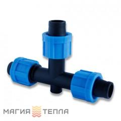 Украина Тройник для ленты Drip Tape SL-009
