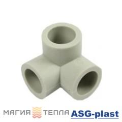 ASG-plast Тройник угловой 20